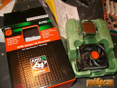 box of athlon 64