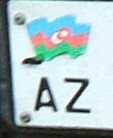 azeri number baku area