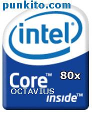 core 80 inside