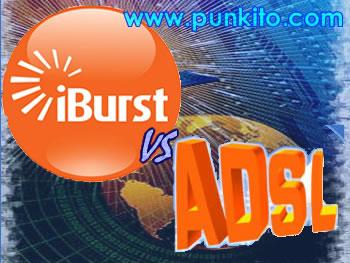 adsl iburst