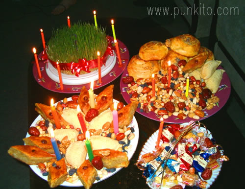 Nevruz Bayraminiz Kutlu Oslun! Novruz