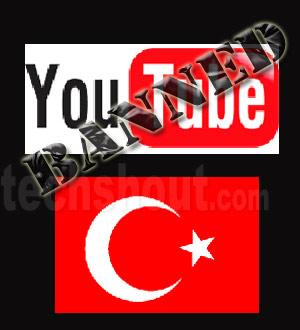 YouTube в Турции снова заблокировали