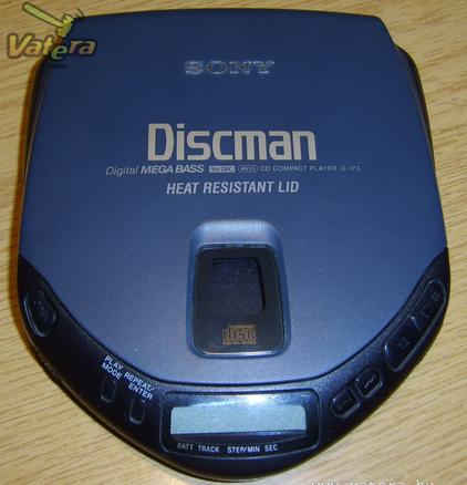 discman