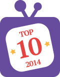Топ-10 2014. Смотрит Топ-10 сериалов за 2014 (по аудитории)
