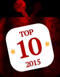 Топ-10 2015. Смотрит Топ-10 сериалов за 2015 (по аудитории)