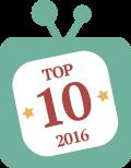 Топ-10 2016. Смотрит Топ-10 сериалов за 2016 (по аудитории)