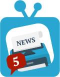 Комментатор новостей I. Оставил 5 комментариев к новостям с положительным рейтингом 5+