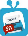 Комментатор новостей II. Оставил 50 комментариев к новостям с положительным рейтингом 5+