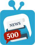 Комментатор новостей IV. Оставил 500 комментариев к новостям с положительным рейтингом 5+